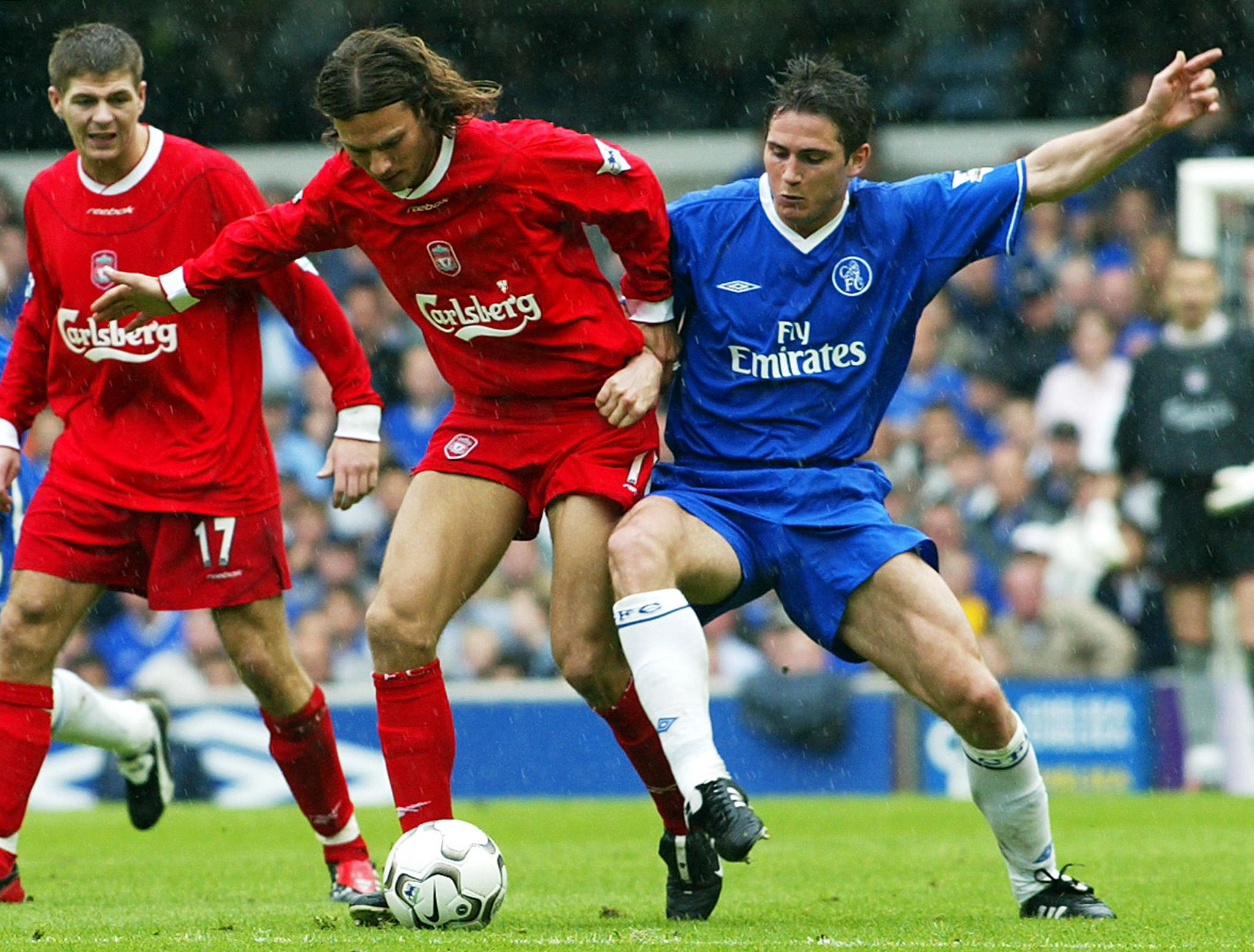 Happy Birthday Patrik Berger! 148 apps  28 goals 1x FA Cup 1x UEFA Cup