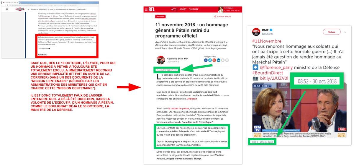 Check News On Twitter Griveaux Et Schiappa Ont Ils Menti En