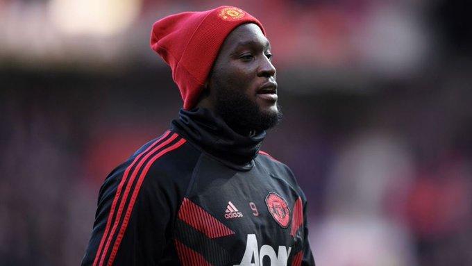 Manchester United's Romelu Lukaku in fitness race ahead of Manchester Cityclash Photo