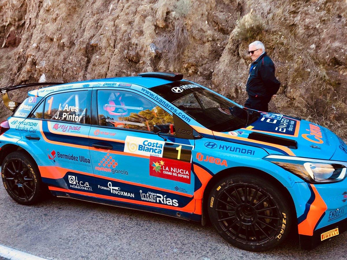 CERA: 24º Rallye La Nucía Mediterraneo - Trofeo Costa Blanca [9-10 Noviembre] - Página 2 DrjfAFlXgAUI5-L