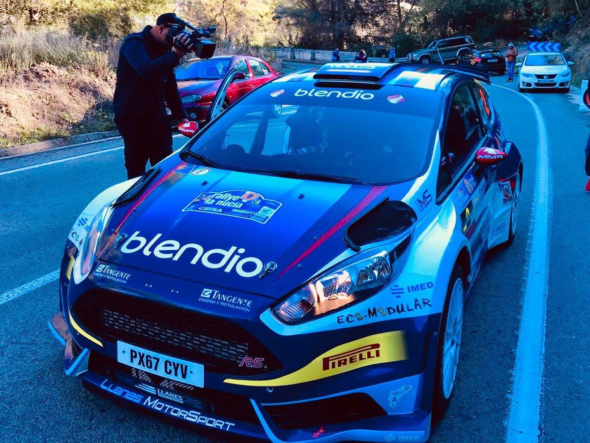 CERA: 24º Rallye La Nucía Mediterraneo - Trofeo Costa Blanca [9-10 Noviembre] - Página 2 DrjfAFoWwAAm9GA