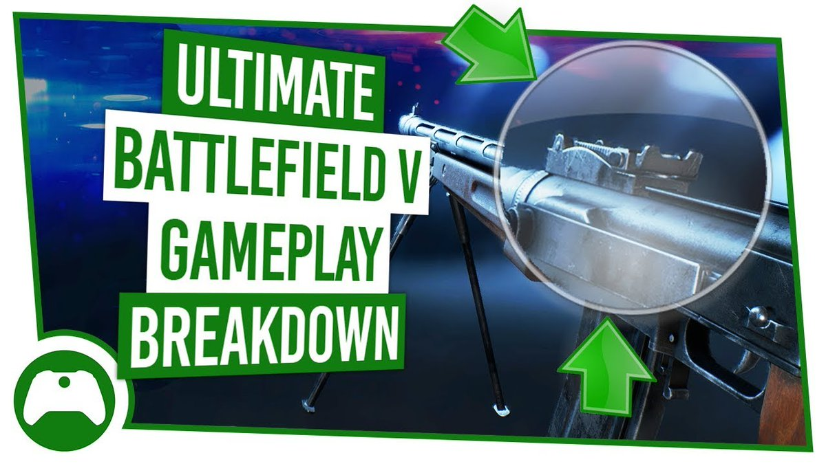 #XboxOn went to the Battlefield V launch event and have some HUGE things to tell you about the game before it releases on November 20th 💥 ➡️: youtu.be/FWpJ0lFJKrw