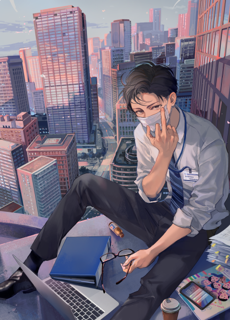 Tokyo Workaholic https://t.co/dapsph02xd