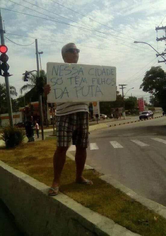 RT @HeliisonSantos: #DesculpaMeuDesabafo mas aqui na minha cidade só tem fdp https://t.co/BhzQH37iJL