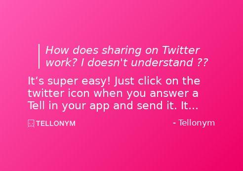 Tellonym (@Tellonym) | Twitter