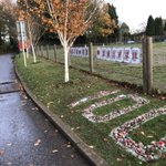 An honour to welcome local dignitaries, veterans, historians, service personnel & @martinbarraud OB to our #Remembrance2018 ceremony and service @7OaksWW1 @SevenoaksMayor @7OaksChronicle @SevenoaksMums @FamWestKentMag @muddy_kent @GoodSchoolsUK @iapsuk