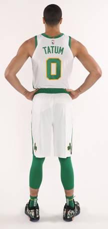 Boston Celtics unveiled their 2018-19 Nike City Edition Uniform. 👍🏿or 👎🏿?
