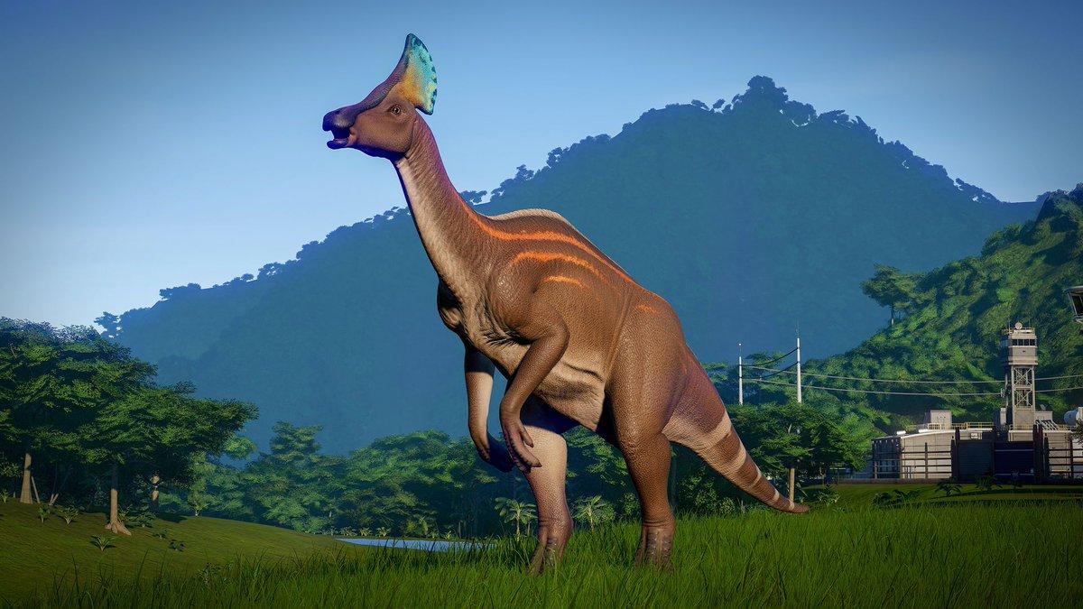 Jurassic World Evolution | Uptade 1 8 e DLC: Claire's