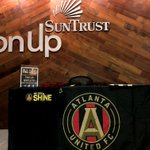 Join us at The onUp Experience for a #5StripeFriday pop up event! Atlanta United is giving out T-Shirts starting at 12pm!