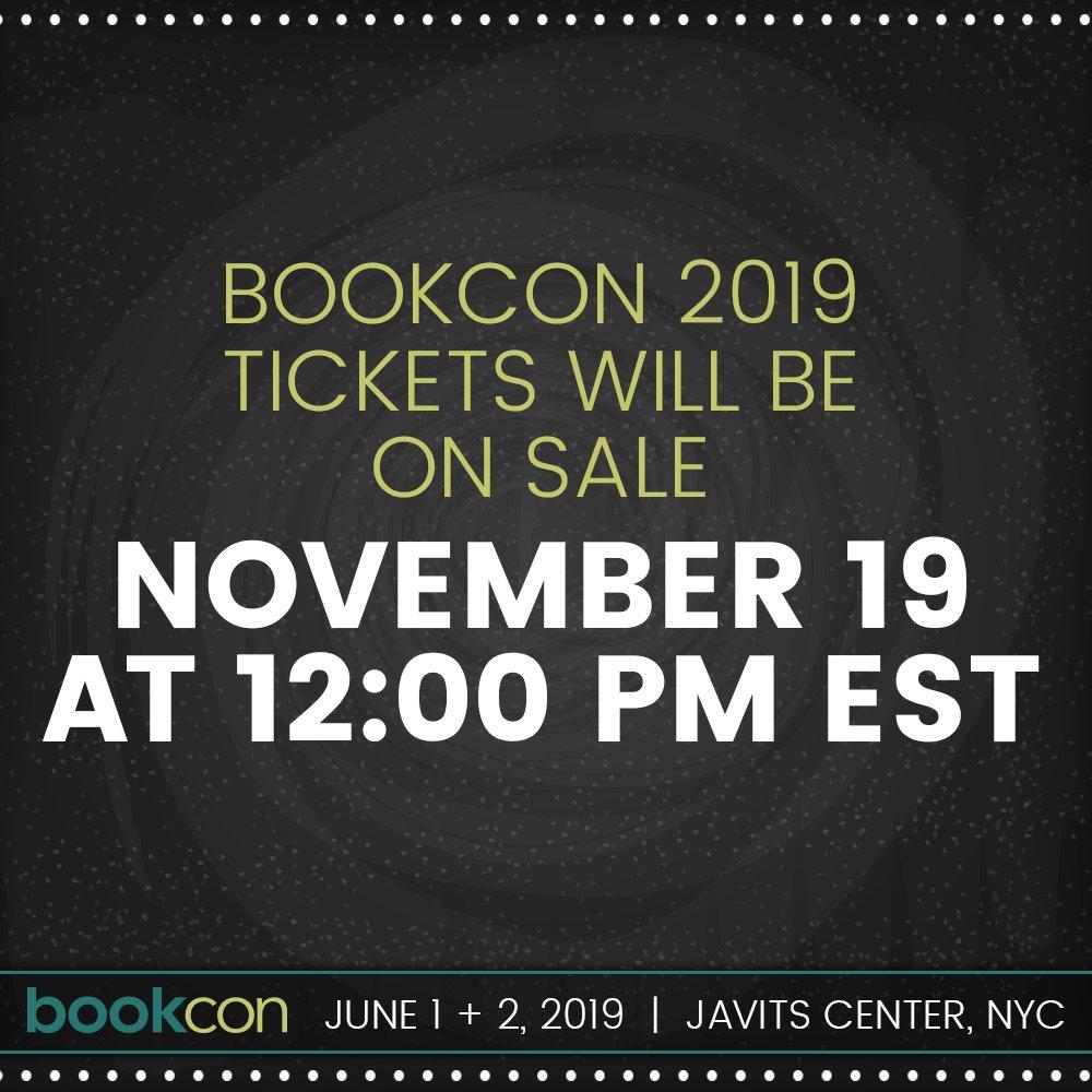 Javits Center Calendar.Bookcon On Twitter It S True Thebookcon Tickets Will Be On Sale