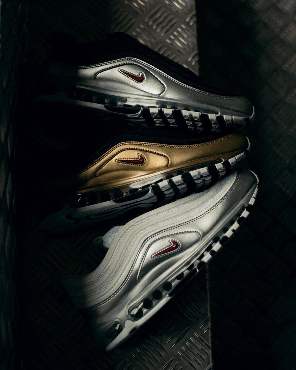 Limited Kicks UK on Twitter: Nike Air Max 97 QS (GS