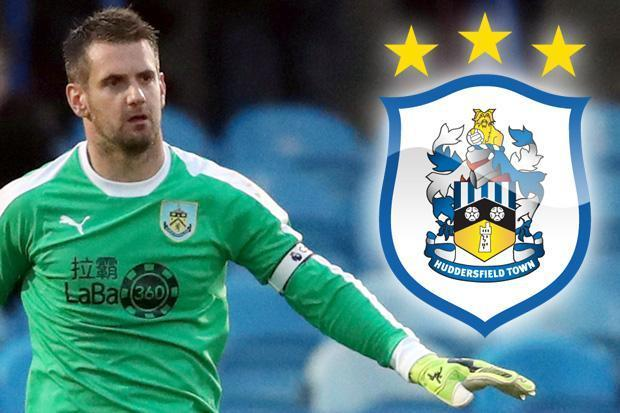 EXCLUSIVE: Huddersfield want Burnley and England outcast Tom Heaton to help save them from relegation   @dwright75 thesun.co.uk/sport/football…