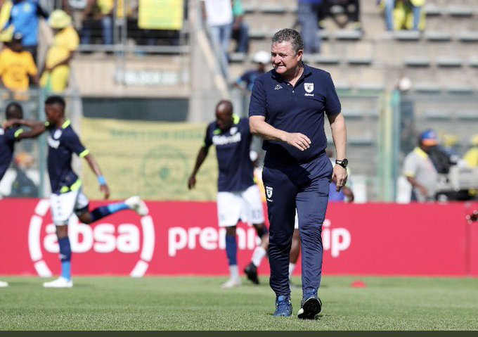 Congratulations to #AbsaPrem Quarter One Winners @BidvestWits They win with 16 points from 8 matches. 👏👏👏👏 Photo