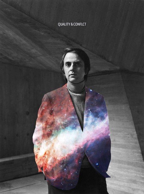 Happy birthday Carl Sagan.   the future is coming soon