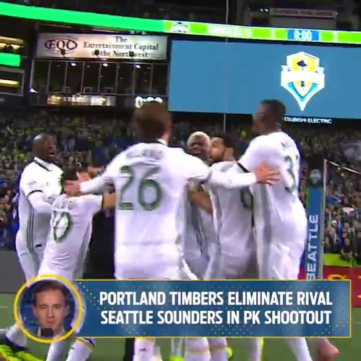 Instant Classic! @stuholden recaps a WILD playoffs rivalry match between the Portland Timbers and Seattle Sounders.
