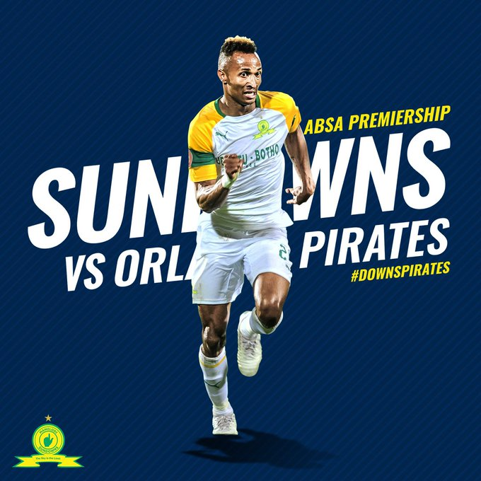 TICKET SALES UPDATE: More than 30 000 tickets already sold. Make sure to get your tickets on time to witness the #AbsaPrem power struggle in the clash between Mamelodi Sundowns & Orlando Pirates. #Bossokemang Photo
