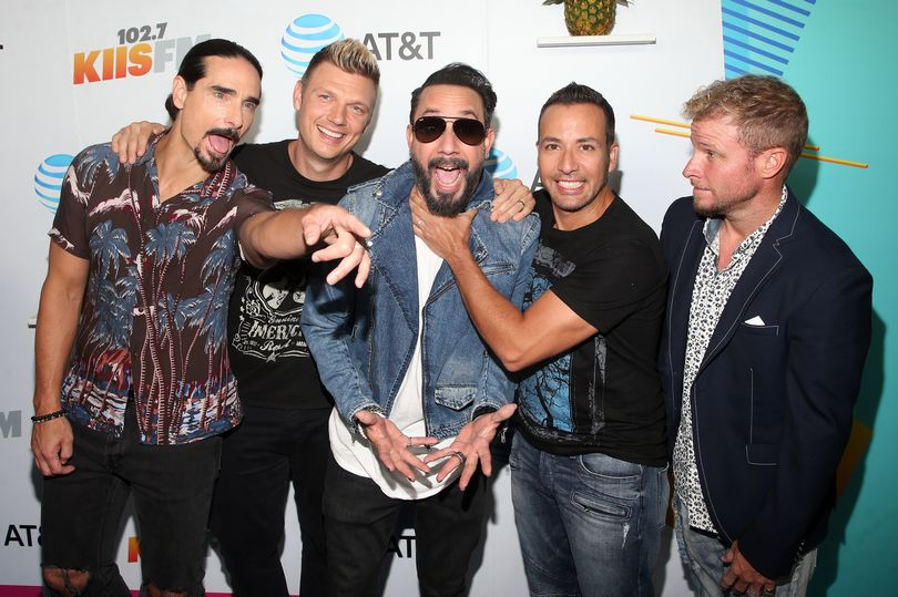 Backstreet Boys announce huge 2019 UK tour and here's how you can get tickets https://t.co/sqjFVumMCg
