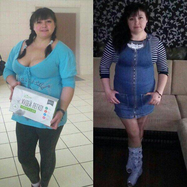 Легко похудеть отзывы похудевших