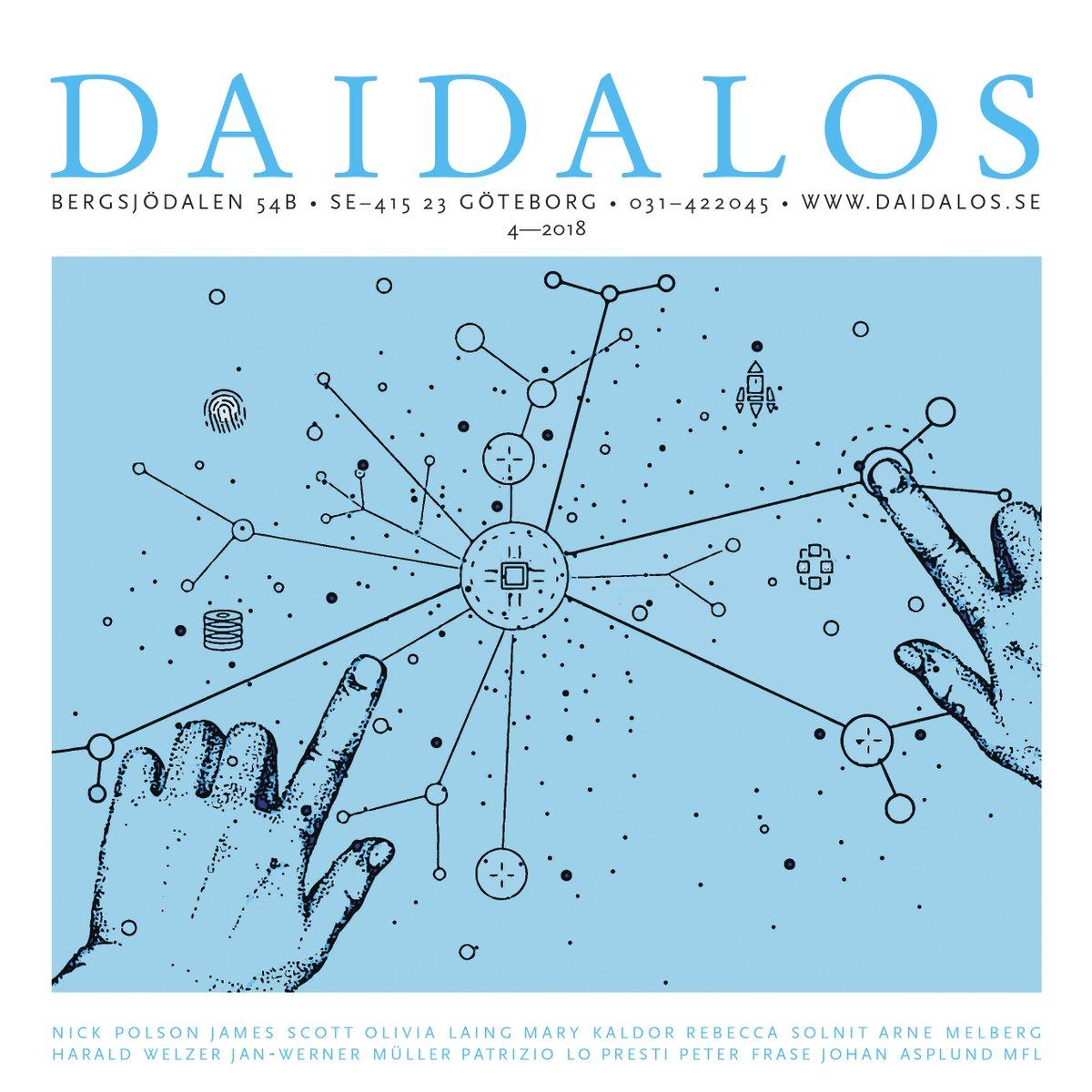 Bokförlaget Daidalos