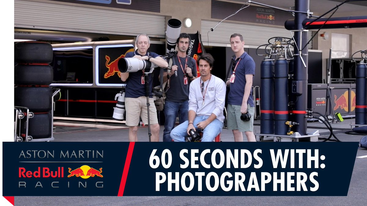 ICYMI: Meet our snappers 📸 Shining the light on the team behind our photos 👊 @GettySport, @vladimirrys #F1