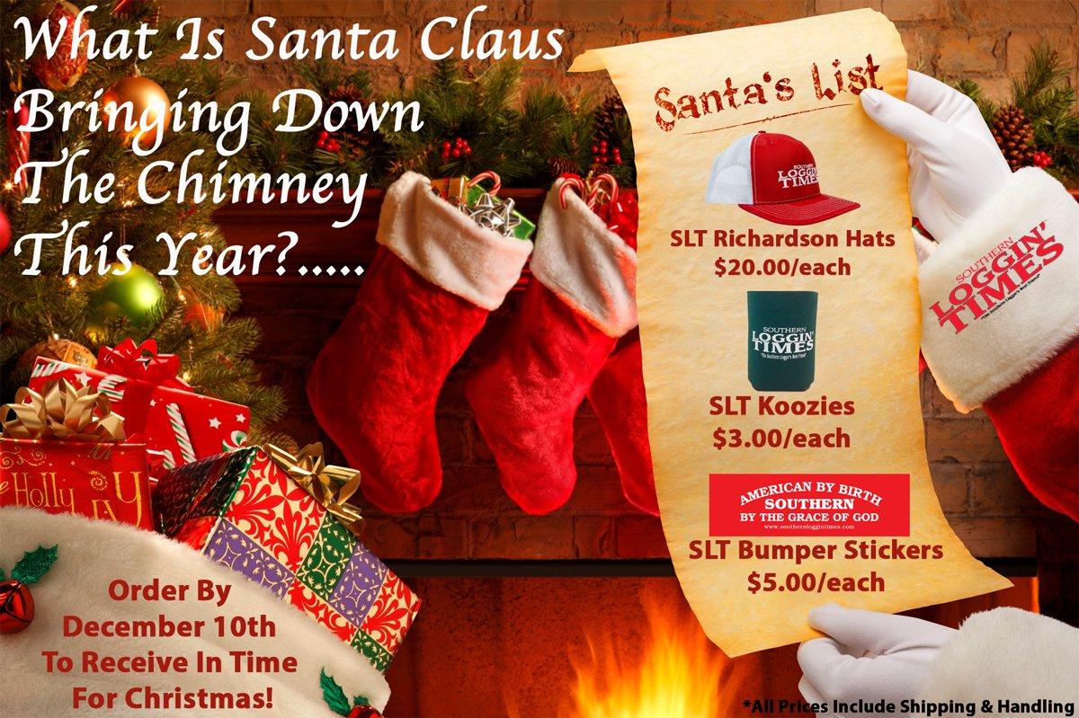 Christmas Koozies.Slt Magazine On Twitter Get Southern Loggin Times