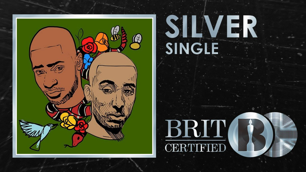 Its an extra 🎉 FUNKY FRIDAY 🎉 for @Santandave1 and @fredo as they are now #BRITcertified Silver sellers! 🇬🇧💿