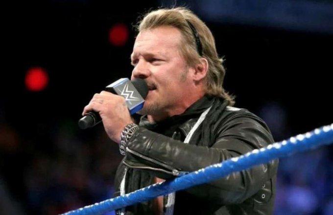 Happy 48th birthday to Chris Jericho