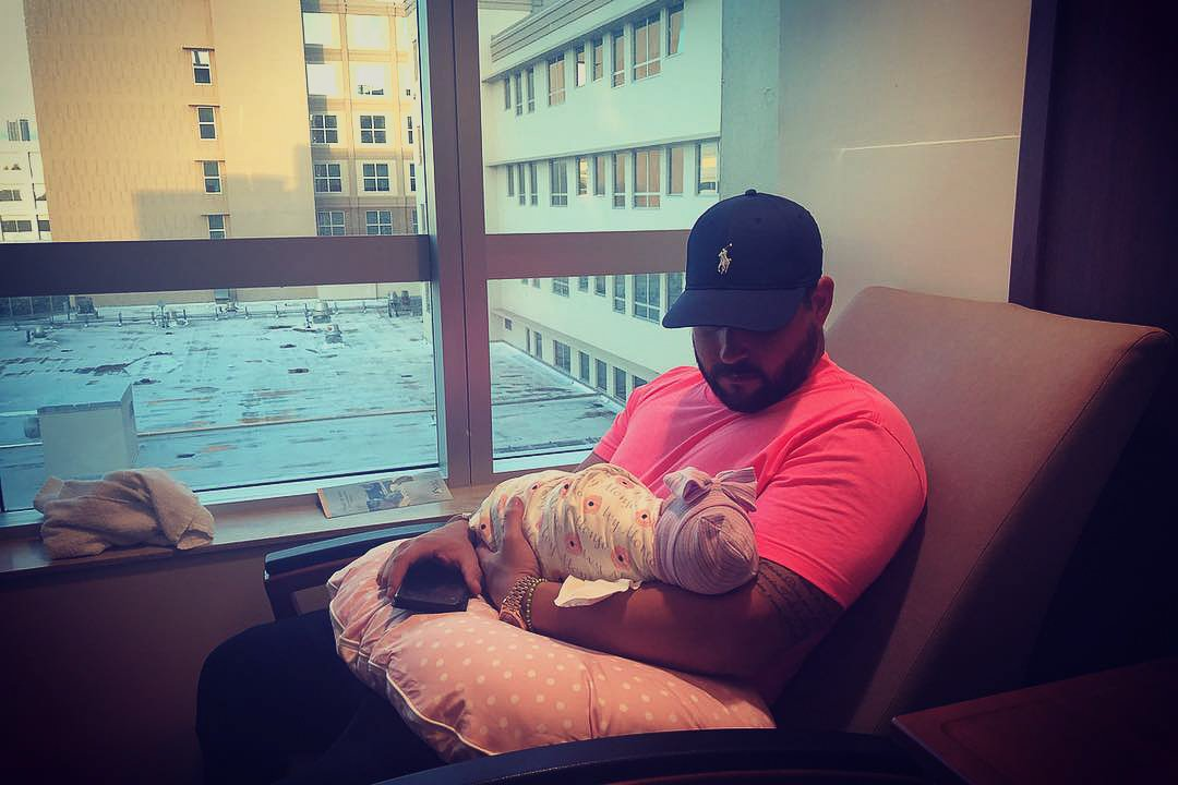Congratulations to @YonderalonsoU and his wife on welcoming their new baby girl into the world! ❤️ https://t.co/fE4wYO0lAL