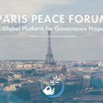 #parispeaceforum Twitter Photo