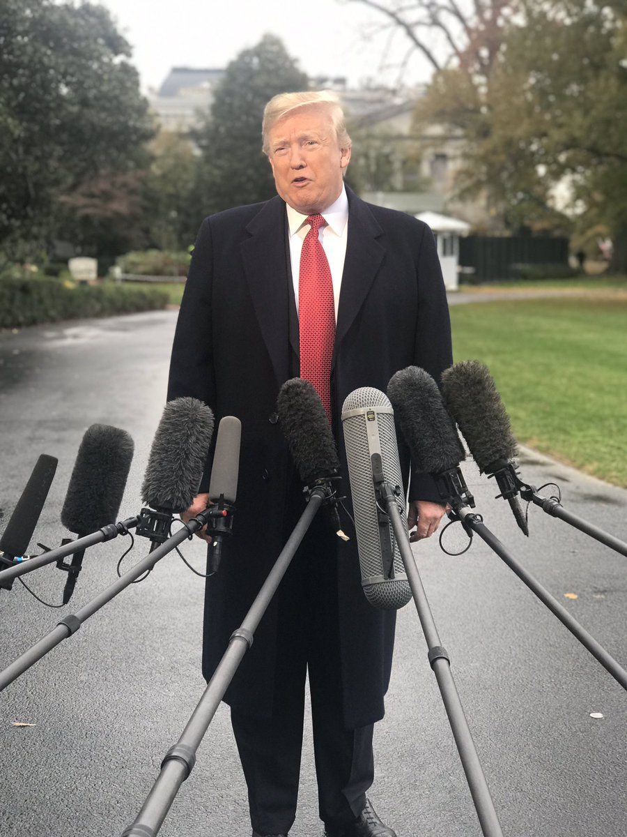 "Trump claims election fraud, tells me, ""There's a lot of crooked stuff going on."" But when I press him whether there's any evidence, he deflects: ""I don't know. You tell me."""