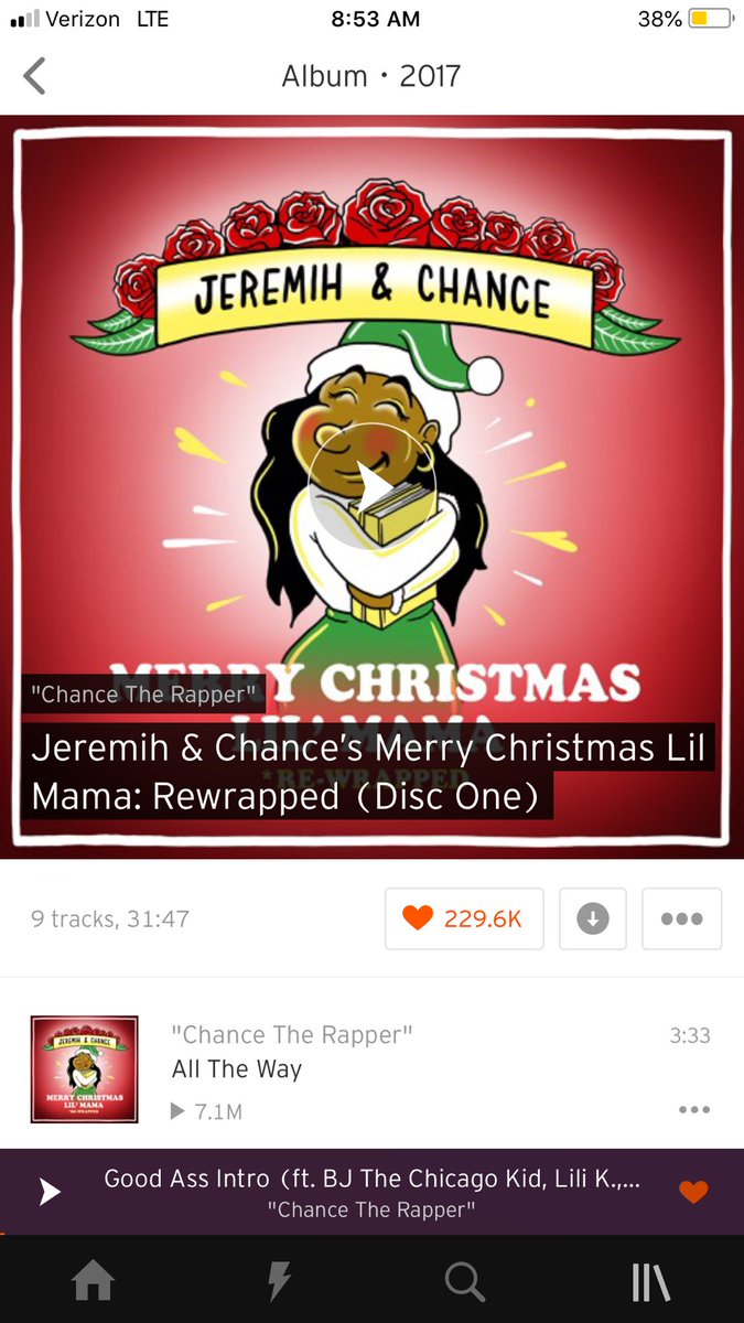Its time... @chancetherapper