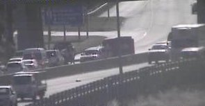 #CPTTraffic Accident: N1 inbound at Marine Dr, two lanes blocked. Please approach with caution. Photo