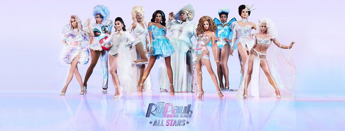 It's time to meet the queens of @RuPaulsDragRace #AllStars4 https://t.co/1LjEuPHHP6