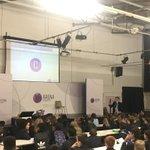 Image for the Tweet beginning: Mr Pyatt leads an assembly