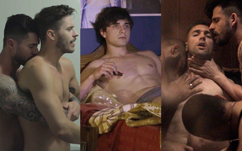 Фильмы онлайн про гей