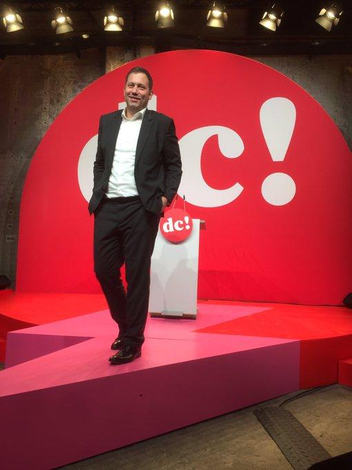 Vorfreude. Bringt Leidenschaft mit! #debattencamp #spddc Foto
