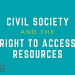 Image for the Tweet beginning: The right of citizens to