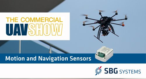 Meet us stand #39 next week during Commercial UAV Expo in London. We will present our full range of Miniature, Robust and Light-weight AHRS, INS/GNSS completed with our Post-processing solution https://bit.ly/2PTwrC6  #UAVshow @TotalUnmanned #UAV #drones