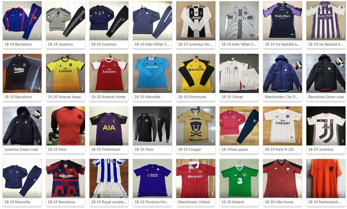 promo code 1094c 7fb0c Soccer jerseys wholesale and retail (@nuber_wong) | Twitter