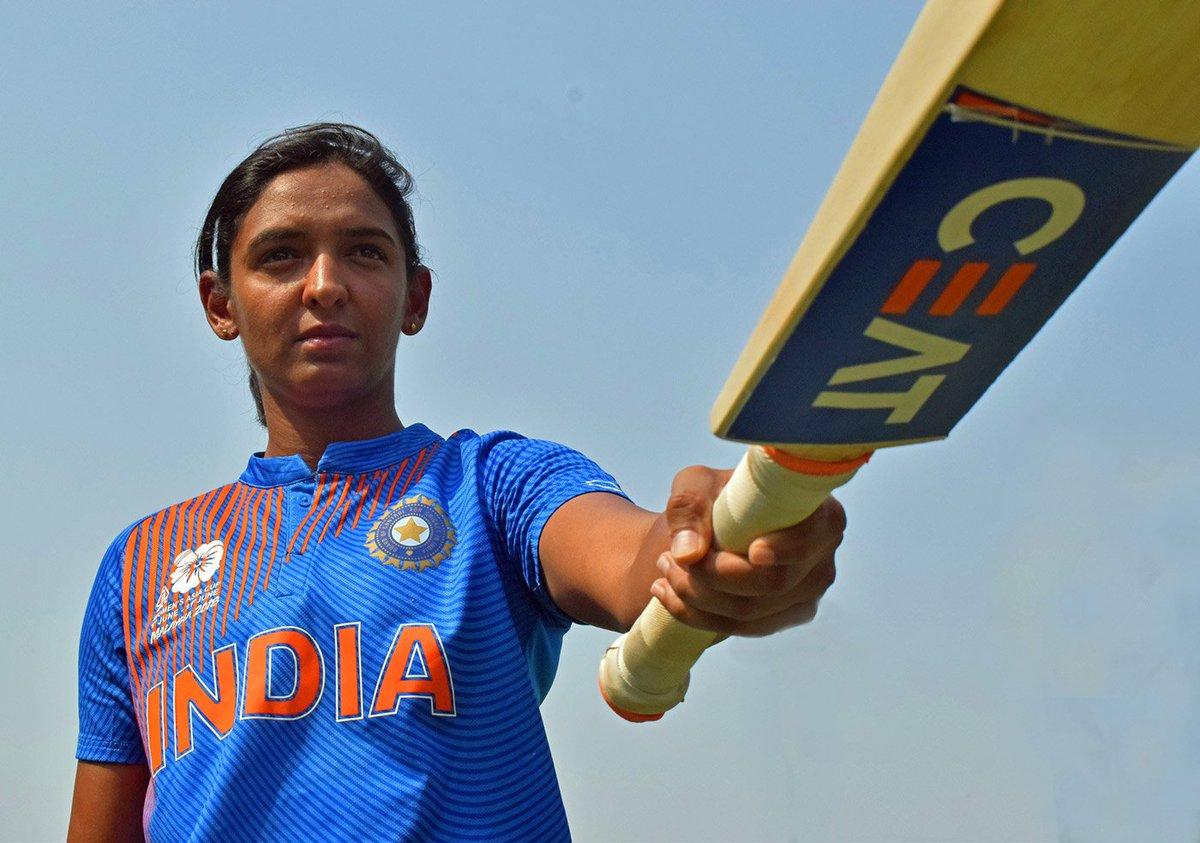 RT @shivasinghh: #INDvNZ  Hit-women  What an innings by Harmanpreet kaur https://t.co/BFK8ffV5Ru