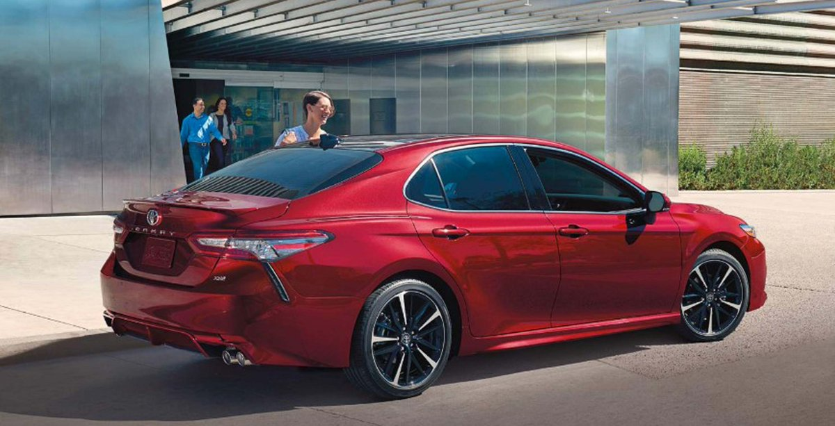 Smart Motors Toyota On Twitter We Have The Brand New 2019 Camry Ready And Waiting For You To Come Testdrive Https T Co Opuuu2ash2