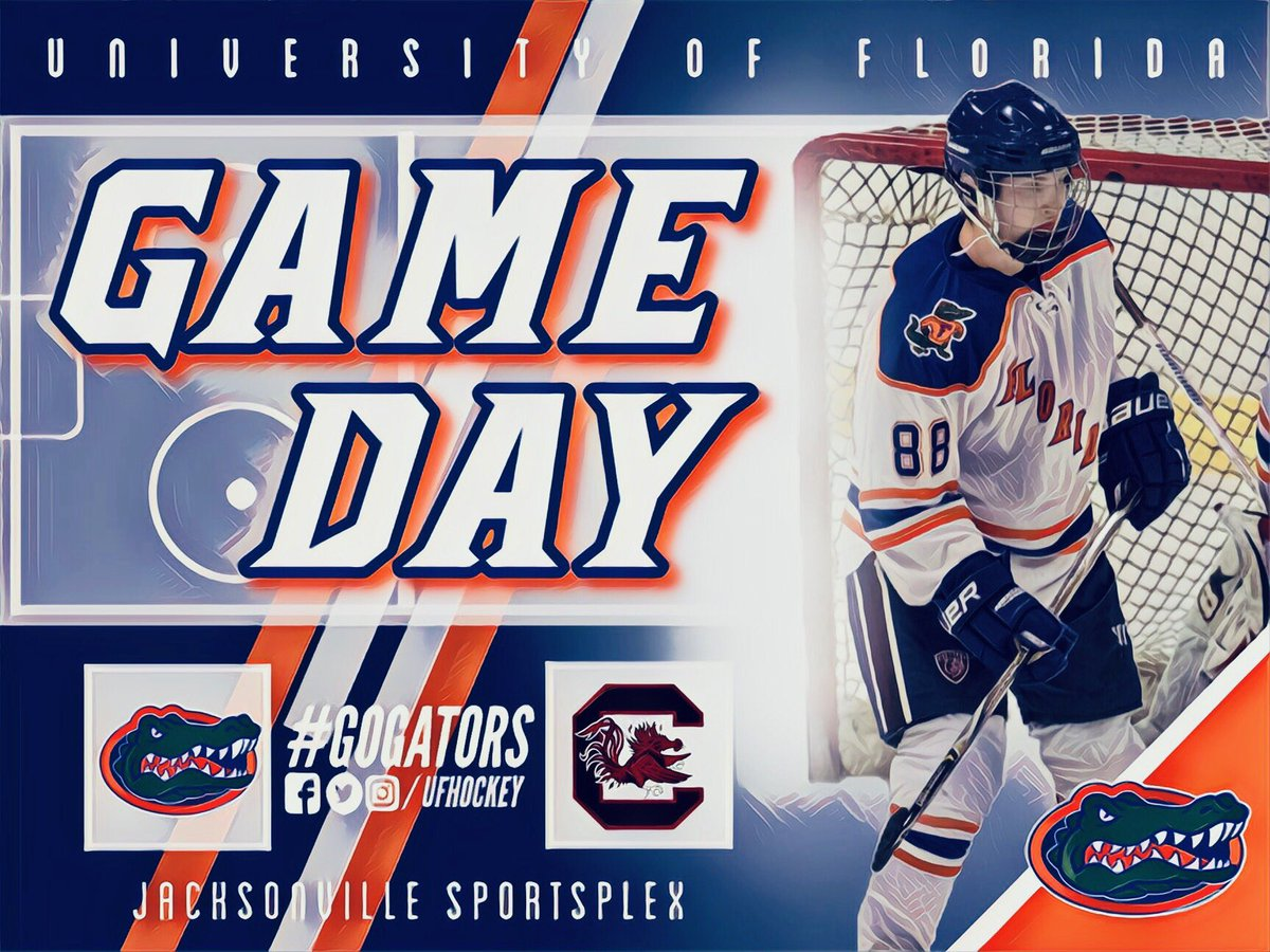 the best attitude bfd09 343fd Florida Gators Ice Hockey Club on Twitter: