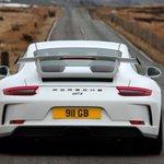 Porsche Twitter Photo