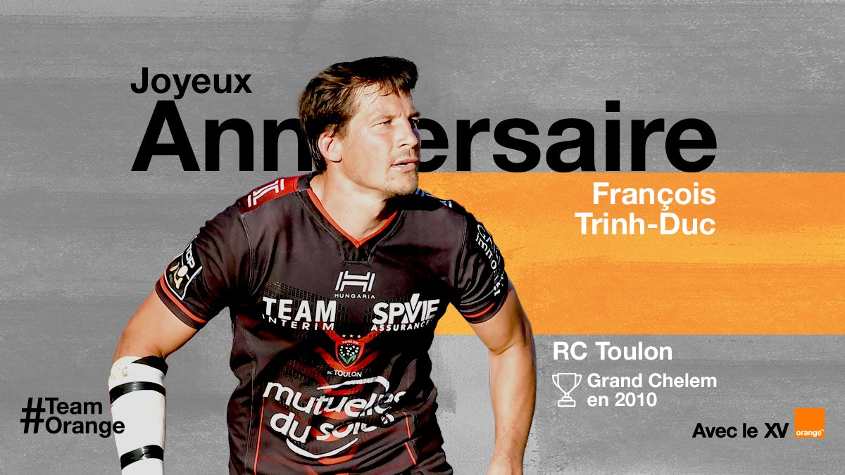Joyeux Anniversaire Francois Trinh Duc Info En Direct News Et