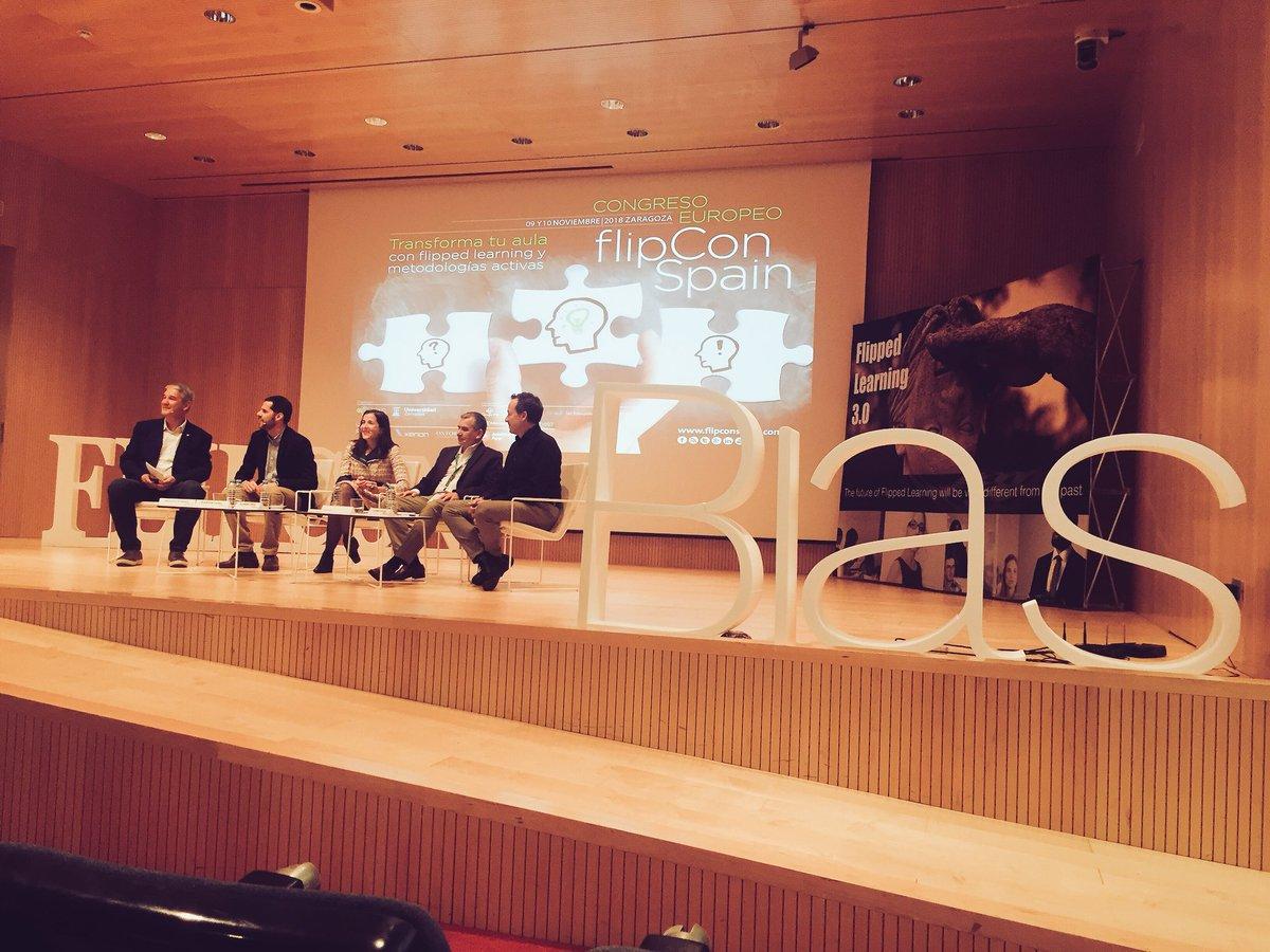 RT @fundacionbias: Comienza la mesa redonda del #flipconspain18... https://t.co/QZlbVLnLQz