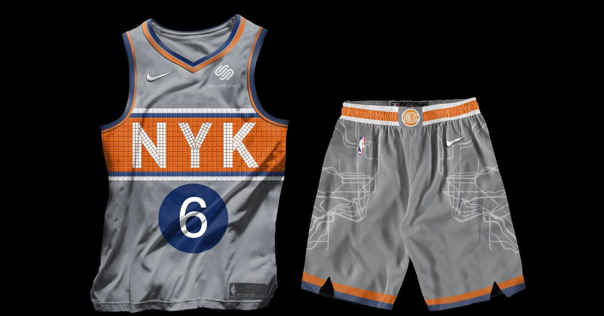 sale retailer 09f0d c558b The Knicks Wall on Twitter: