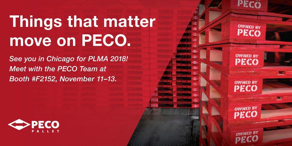 PECO Pallet on Twitter:
