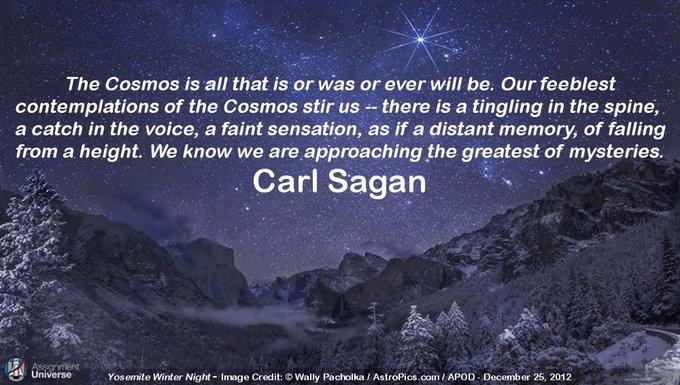 Happy Birthday Carl Sagan!