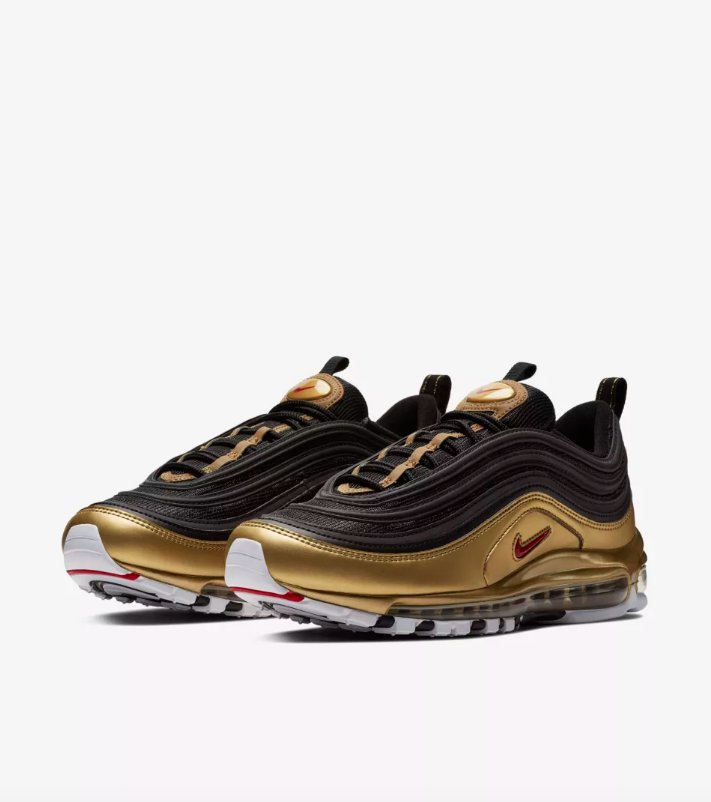 Shine bright in the new Nike Air Max 97
