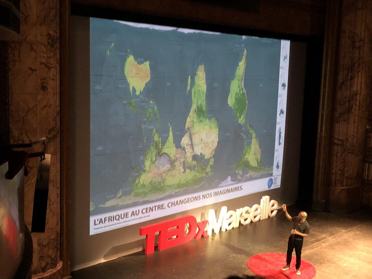 RT @Jattendsmonbeb1: Merci Liliam Thuram pour ce regard a changé sur le monde ! #tedxmarseille #marseille https://t.co/Pzz6Evlt2v